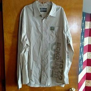 Men's XL long sleeve shirt. NWT.